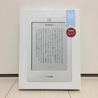 Rakuten - 楽天kobo touch 電子ブックリーダー 楽天 kobo