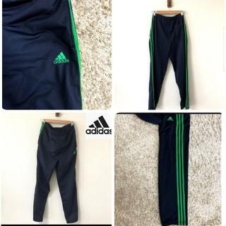アディダス(adidas)の【adidas】アディダス 3本ライン ジャージ 長ズボン Mサイズ(ジャージ)