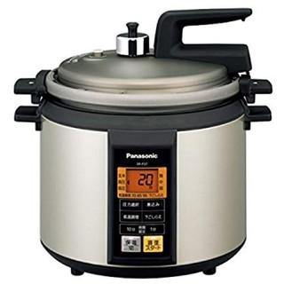 パナソニック(Panasonic)のPanasonic 圧力鍋(調理機器)