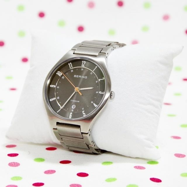 IWC 時計 スーパー コピー 北海道 、 超薄型フルチタン時計!BERING Link Titanium 11739-77の通販 by CameLife☆Shop|ラクマ