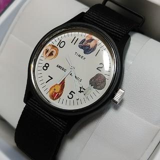 fdaa2b88a2 タイメックス(TIMEX)のアメリカンアニマルズ 非売品 TIMEX 腕時計(腕時計)