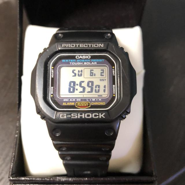 G-SHOCK - G-SHOCK タフソーラーの通販 by yukkin's shop|ジーショックならラクマ