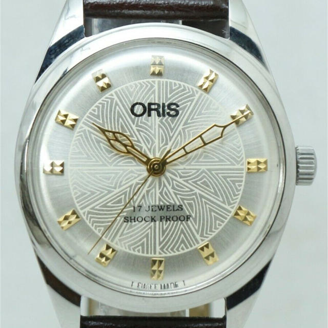 オリエント 時計 偽物 - ORIS - ORIS オリス 機械式ヴィンテージ腕時計の通販 by saabro's shop|オリスならラクマ