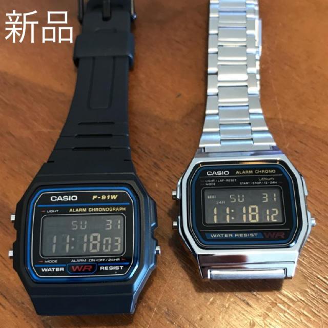 ebay 時計 偽物 | チープカシオ カスタム ペアの通販 by プロフ必読!ロターラ|ラクマ