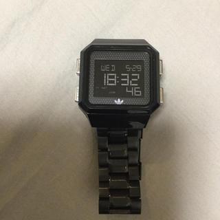adidas - アディダス デジタル時計