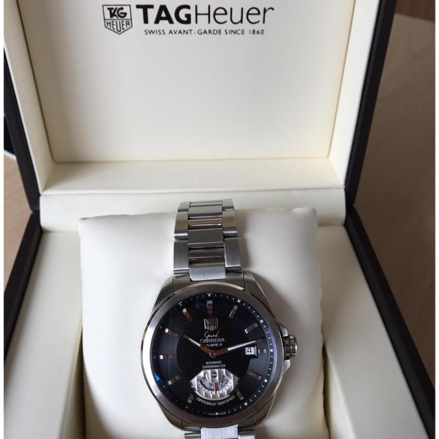 オメガスピードマスタープロフェッショナルマーク2 / TAG Heuer - タグホイヤー グランドカレラ キャリバー6 美品の通販 by ゴルゴ's shop|タグホイヤーならラクマ