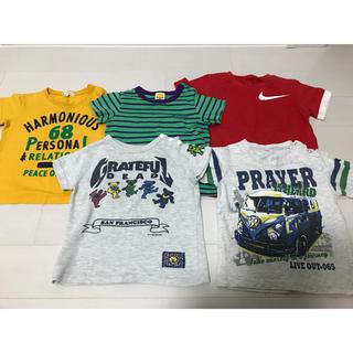 マーキーズ(MARKEY'S)の80.90㎝  Tシャツ まとめ売り(Tシャツ)