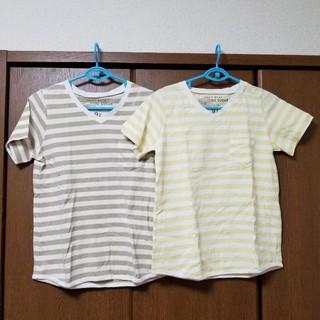 キューブシュガー(CUBE SUGAR)のサマーセール!キューブシュガーボトルTシャツ2枚セット(Tシャツ(半袖/袖なし))
