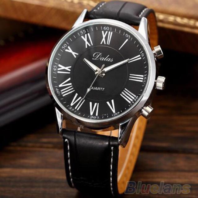訳あり⚡️新品⚡️数量限定!Dalasメンズ腕時計!ウブロ、ハミルトンファン必見の通販 by hkazamatu's shop|ラクマ