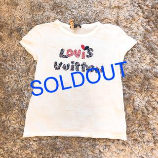 ルイヴィトン(LOUIS VUITTON)のルイヴィトン♡半袖Tシャツ カットソー(Tシャツ(半袖/袖なし))