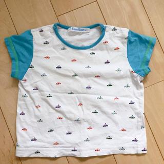 ファミリア(familiar)のファミリアTシャツ80サイズ(Tシャツ)
