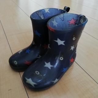 ダブルビー(DOUBLE.B)のダブルビー 長靴 15センチ(長靴/レインシューズ)