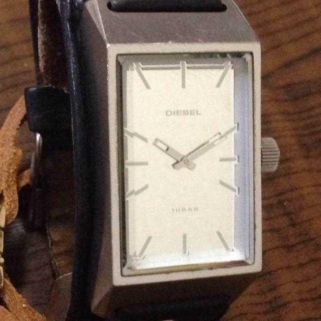ロレックス偽物2017新作 | DIESEL - 値引可能!DIESEL 10BAR 本物 腕時計 ck11tの通販 by ご希望教えてください's shop|ディーゼルならラクマ