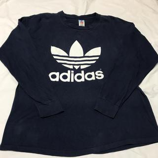 アディダス(adidas)のadidas originals アディダスオリジナルス 両面 プリント(Tシャツ/カットソー(七分/長袖))