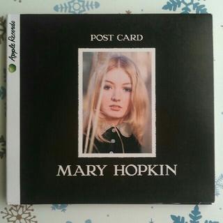 アップル(Apple)のメリー・ホプキン 「POST CARD 」 (ベスト盤)アップルレコード(ポップス/ロック(洋楽))