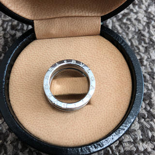 ブルガリ(BVLGARI)のブルガリ B-zero1 リング(リング(指輪))