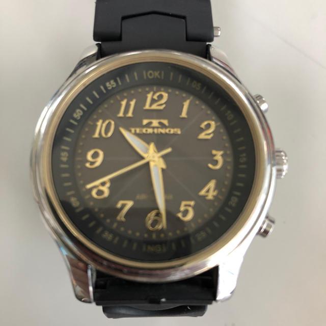 オメガヴァンパイア / TECHNOS - ★テクノス 腕時計 AIR-SOLAR T0249の通販 by king-kazu-jp's shop|テクノスならラクマ
