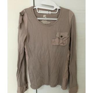 アンドエヌ(and N)のアンドエヌ5のTシャツ(Tシャツ(長袖/七分))