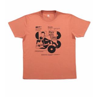 グラニフ(Design Tshirts Store graniph)のレコードTシャツ(Tシャツ/カットソー(半袖/袖なし))