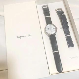 アニエスベー(agnes b.)のagnes b. アナログ腕時計(腕時計)