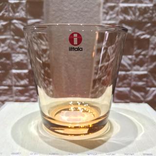 イッタラ(iittala)の廃盤 新品 イッタラ iittala カルティオ  タンブラー リオ ブラウン(グラス/カップ)