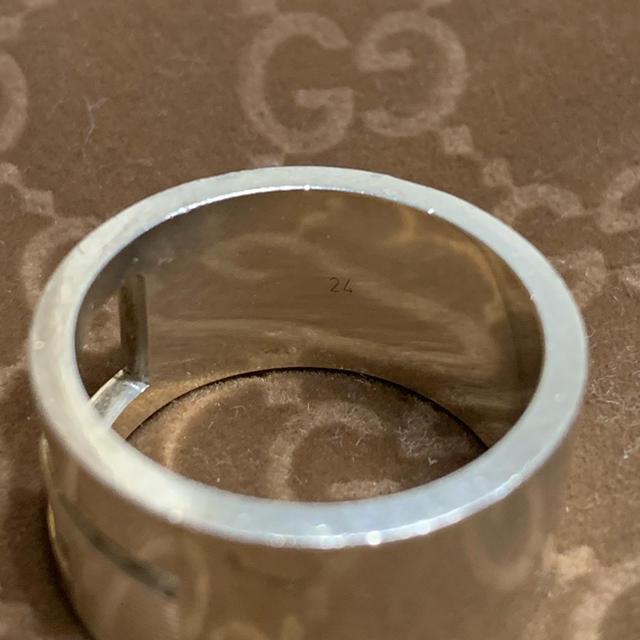 Gucci(グッチ)のあきら様 専用 メンズのアクセサリー(リング(指輪))の商品写真