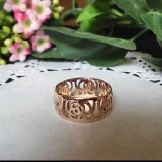 ファッションリング 指輪 11号 ピンクゴールド(リング(指輪))