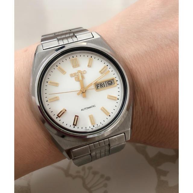 SEIKO - T094 極美品★ セイコー 5  腕時計 自動巻 オートマティック メンズの通販 by Only悠's shop|セイコーならラクマ