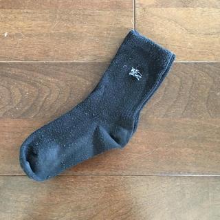 バーバリー(BURBERRY)のバーバリー キッズ靴下 ソックス(靴下/タイツ)