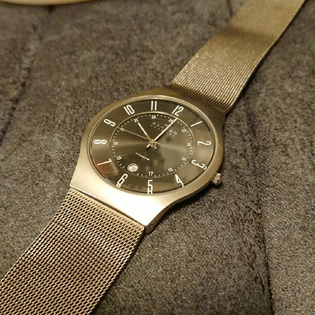 SKAGEN - スカーゲン 腕時計 メンズ 233XLTTM SKAGENの通販 by ルーシー's shop|スカーゲンならラクマ