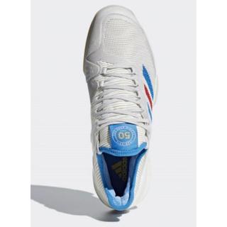 アディダス(adidas)のアディダス adizero ubersonic 2+ 50YRS LTD(シューズ)