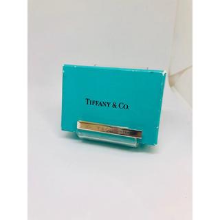 ティファニー(Tiffany & Co.)のTiffany & Co / ティファニー ネクタイピン 美品 正規品(ネクタイピン)