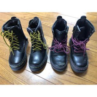 ヒステリックミニ(HYSTERIC MINI)のヒスミニ ブーツ 無料(ブーツ)