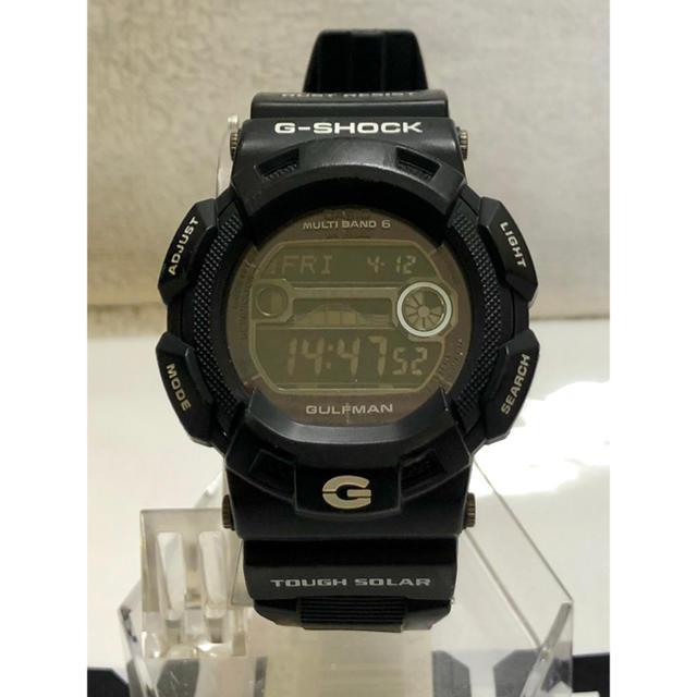 G-SHOCK - G-SHOCK!電波ソーラー!GULFMAN GW-9110BW-1JF 中古品の通販 by SGSX1100S's shop|ジーショックならラクマ