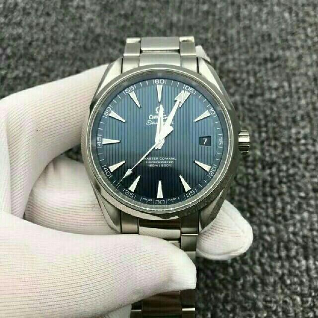 時計 メーカー | OMEGA - OMEGA シーマスター アクアテラ クロノメーター メンズ 時計の通販 by dse368 's shop|オメガならラクマ