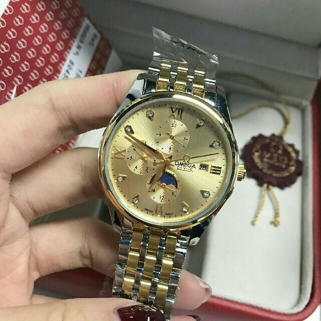 OMEGA - 腕時計 OMEGA オメガ コンステレーション デイト メン 17-20cmの通販 by dse368 's shop|オメガならラクマ