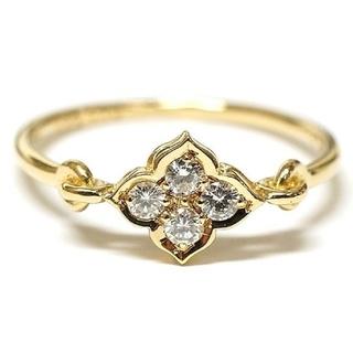 カルティエ(Cartier)のCARTIER カルティエ ヒンドゥリング K18YG  54/14号 (リング(指輪))