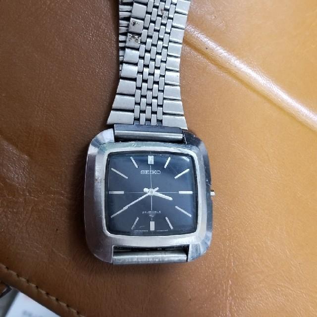 SEIKO - 中古紳士用アナログ腕時計SEIKOの通販 by ポパイ|セイコーならラクマ
