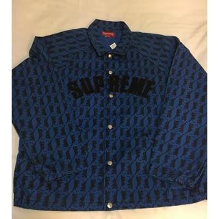 シュプリーム(Supreme)のsupreme  18aw arc logo twill jacket新品未使用(ブルゾン)