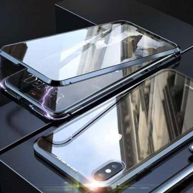 torras iphonex ケース / 人気爆発 ブラック iPhoneXS iPhoneX 全面保護 フルカバーの通販 by そら豆's shop|ラクマ
