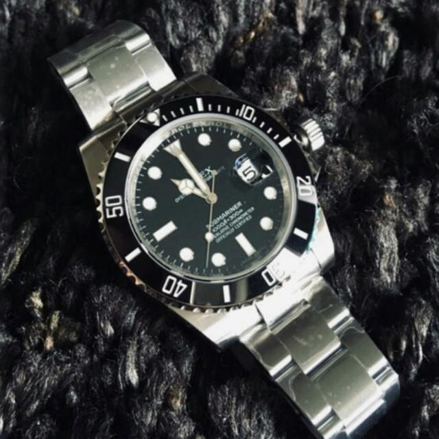 ROLEX - (最新1 version9 black sub 904L modelの通販 by 天野 由A's shop|ロレックスならラクマ