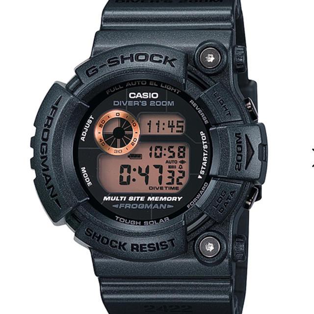 クロノスイス 時計 コピー 新品 | G-SHOCK - GW-200MS-1JF フロッグマンの通販 by shun01|ジーショックならラクマ