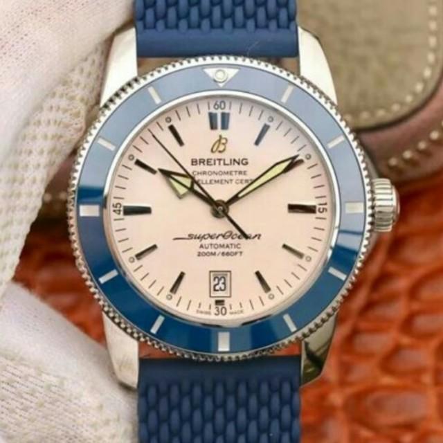ロレックス 時計 コピー 新品 | BREITLING -  ブライトリングBREITLING 腕時計 メンズの通販 by 天野 由A's shop|ブライトリングならラクマ