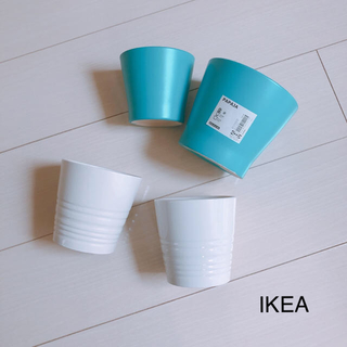 IKEA - IKEA イケア ♡ 鉢カバー プランター