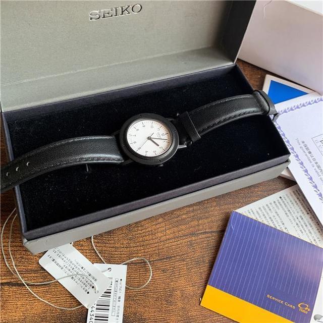 世界三大 時計 メーカー - SEIKO - SEIKO×nano universe 1982本限定 Steve Jobsの通販 by さやか|セイコーならラクマ
