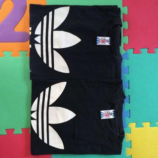 アディダス(adidas)のアディダス ヴィンテージTシャツ2枚(Tシャツ/カットソー(半袖/袖なし))