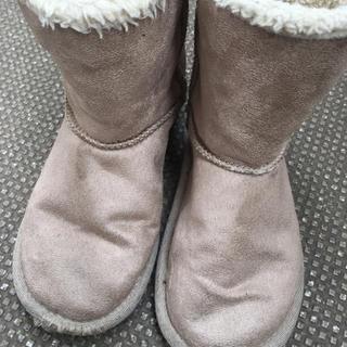 ムジルシリョウヒン(MUJI (無印良品))の無印キッズムートン風ブーツ(ブーツ)