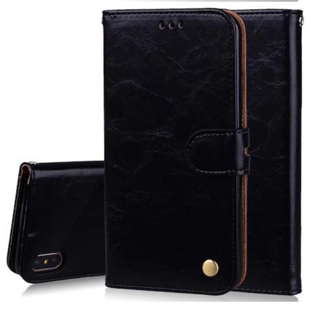 iPhone 手帳型ケース ブラックの通販 by 苺みるく's shop|ラクマ