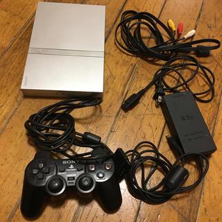 プレイステーション2(PlayStation2)のPS2 本体 コントローラー アダプタ ケーブル(家庭用ゲーム本体)