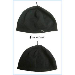 ポーター(PORTER)のポータークラシック ハンドワークニットベレー 2019ss(ハンチング/ベレー帽)